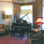 Parlor or piano room